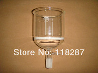 arm funnel - ml Glass Buchner funnel with side Arm Coarse filter Groud Joint Laboratory Glassware lab funnel