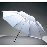 "umbrella for flash 8mm (approx) translucent white diffuser umbrella GODOX 80cm 33"" Photography Photo Pro Studio Soft Translucent White Diffuser Umbrella for Studio Flash Lamp Lighting"