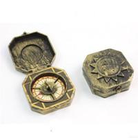 Wholesale hot sale Mini Pirate compass toys fashion Children s birthday party toys