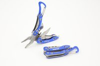 Wholesale in Outdoors Camping Multi function tool set portable and useful tool kit with gift box