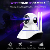 Wholesale 720P Security Network CCTV WIFI IP camera Megapixel HD Wireless Security Camera IR Infrared Night Vision Surveillance Camera