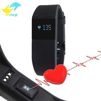 TW64s Smart Band avec Heart Rate Fitness Tracker Bluetooth 4.0 Bracelet puissant Podomètre pour iOS Samsung Android