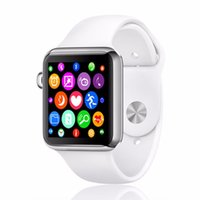 Wholesale 1 W51 IWO Smart Watch Wearable Device Heart Rate Track Passometerfor IOS Android Bluetooth Smart Phone PK KW88 Products