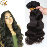 Wholesale 8A Brazilian Virgin Remy Hair Body Wave Brazilian Body Wave bundles Virgin Human Hair Unprocessed Brazilian Hair Body Wave