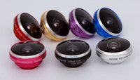 Wholesale Universal degree Clip Super cell phone Fish eye lens selfie Camera for iPhone plus Samsung S6 s7 Note factory outlet