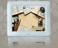 achat en gros de lecture vidéo cadres photo numériques-8 pouces haute définition wifi cadre photo numérique album photo électronique supporte la lecture vidéo cadre photo WiFi