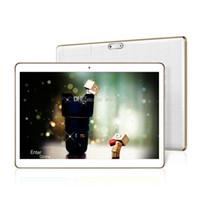 Cheap 10.1 pouces 3G Tablettes Octa Core Android 5.1 RAM 4 Go ROM 64 Go Double carte SIM Bluetooth GPS Tablet PC