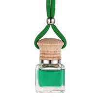 Wholesale Car Interior Decoration Perfume Bottle Dreaming Color Sweet Smell with Colourful String