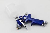 Wholesale H Professional Spray Gun MM Nozzle HVLP Spray Gun Mini Air Paint Spray Gun Airbrush For Painting Car Aerograph