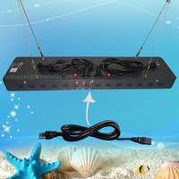 aquarium australia - Marshydro Dimmable300w LED Aquarium Light Reef Marine Coral Lamp stock in USA UK Germany Australia Canada local shipping duty free