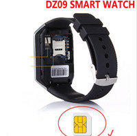 30pcs beaucoup DZ09 Smart Watch GT08 U8 A1 Wrisbrand iPhone Android iwatch Smart SIM Intelligent montre téléphone mobile