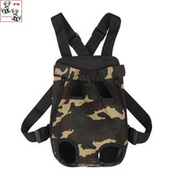 Wholesale Pet supplies Dog Carrier small dog and cat backpacks outdoor travel portable dog totes colors sizes