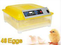 Wholesale 2016 Brand New Egg Incubator Hatcher Digital Clear Temperature Control eggs