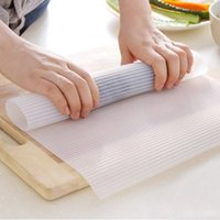 best sushi rolls - Sushi Roller Tools Silicone roll mat Food grade Sushezi Roller Not stick Kit DIY Best Selling Cooking Tools Easy to Use Cheap cm
