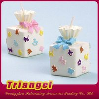 Wholesale Top Quality Wedding Favor Little Baby Gift Candles For Wedding Birthday Christmas Party Decoration