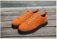ace materials - free shopping new men s casual shoes spring autumn Men s flat pu Platform shoes all match ace up Walking shoes Cloth material B