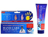 beauty instructions - 2015 Aichun beauty milk essence for hand moisturizing and anti freeze hand cream g English Instructions DHL types