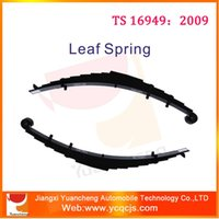 auto air suspension - Truck Iron Leaf Spring in Front Position Auto Air Suspension Leaf Spring Automotive Leaf Springs