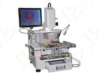 alignment systems - newest LY R890 Semi Automatic BGA rework station with CCD alignment system and HD touch screen