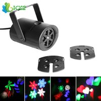 Wholesale W Patterns Waterproof RGBW LED Stage Effect Light Laser Projector for Xmas Christmas Party Disco DJ Bar Club KTV Lamp