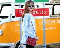 Wholesale 2017 new fashion women shoulder bags leather small plain bags mini pure fashion lady bags multi colors