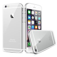 arc crystal - Original Brand Ultra Slim s Cases Classic Arc Clear Transparent Hard Back Case For iPhone6 s Crystal Phone Cover