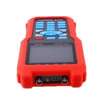 NOYAFA NF-702 3.5 pulgadas LCD Multímetro CCTV Tester cámaras de seguridad portátiles cctv Pruebas de nivel de vídeo, entrada de audio y PTZ