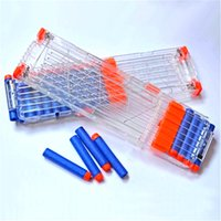 ammo for sale - Hot Sale Darts Replacement Ammo Clip Dart Magazine Soft Bullet Clips For Nerf N Strike Elite Toy Gun
