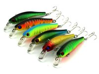 artificial trout bait - Minnow Fishing Lure Artificial Hard Fishing Bait Sinking Trout Bait CM G Hooks