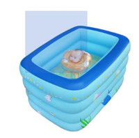 Wholesale Water di baby inflatable baby pool type thermal insulation More large children s inflatable pool