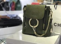 america songs - Song Jiatong chains rubbing sand ring clasp metal handbags single shoulder hand his backpack fashion in Europe and America
