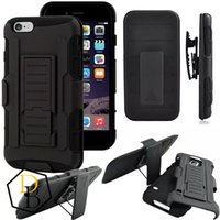 armor models - for iPhone Clip armor in Phone Case new The new mobile phone models Samsung clip armor armor shell support triple DROP silicone