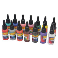 Wholesale ml Colors Tattoo Ink Pigment Sterilized Body Beauty Accessories for Tattoo Machine