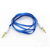 automobiles for sale - Cable Audio mm to mm Male to Male Extension AUX Cables For Car Automobile iPod MP3 headphone Hot Sale
