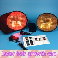 Wholesale laser hair growth best hair regrowth product low level laser therapy machine hair treatment diodes laser cap