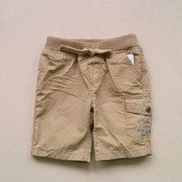 achat en gros de short za-3-7Y) short shorts enfants nino 5 poche enfants bébé garcon kids bermudas shorts avec côtes taille za coton Livraison gratuite