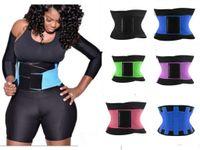 neoprene waist belt - Hot Sale Waist Trainer Women Men Neoprene Slim Waist Girdle Belt Waist Cincher Training Cinchers Underbust Control Corset Firm Slimming