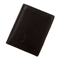 bifold wallet vertical - Men Leather Short Wallet Bifold Money Clip Credit Card Holder Business Black Coffee Vertical Horizontal Wallets A347