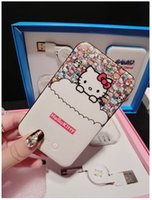 battery charger buy - SO Cute Hello Kitty Doraemon power bank Perfect gift mAh Portable charger power Universal battery Buy Now