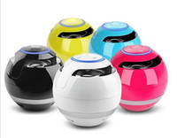 Wholesale Mini wireless Bluetooth speaker phone subwoofer outdoor portable car stereo small sound a variety of colors