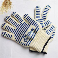Wholesale 2017 Newest the Ove Glove Microwave oven Glove Heat Proof Resistant Cooking Heat Proof Oven Mitt Glove Hot Surface Handler