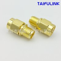 Wholesale Taifulink Radio Frequency Coaxial Connector of SMA J RPSMA K Male Head Public Needle To Female Needle Inner Screw F905