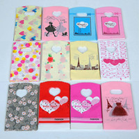 Wholesale 9 Gift Bags Plastic Jewelry Clothing Pouches Bags Packaging Pack