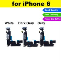 Wholesale High Quality Dock Connector usb Plug Charge board Charger Charging Port Flex Cable for iPhone S C S Plus Plus