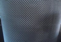 Wholesale 30 mBlack Woven Wire Standarded Plain Woven Wire Mesh High Quality Screen Knitted Wire Screen for Decorative and Functional Application
