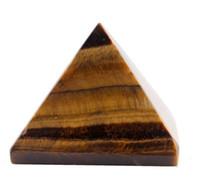 Assortiment d'améthyste Noir Obsidienne Fluorite Pyramide Rose quartz Pierre naturelle Pointe taillée Chakra Guérison Reiki Cristal Pochette gratuite