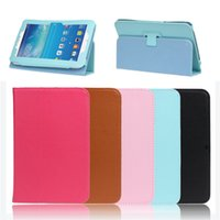 stone tablets - Simple Stone inch Universal Leather Stand Case Cover For Android Tablet PC