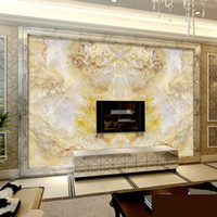 Wholesale 3d custom photo wallpaper wall murals wall modern Living room Classic European style textile wallpapers