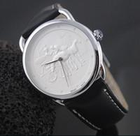 Precio de Gifts-Los relojes del mens demuestran el lujo superior de la marca de fábrica, relojes del reloj del cuarzo del negocio de los hombres ocasionales de la manera. Regalo reloj de mesa, sh libre