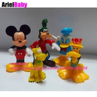 Cheap Red Mickey Best about 4-6cm height  Donald
